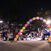Musica per girasoli: una festa – concerto per far vibrare le corde dell'anima