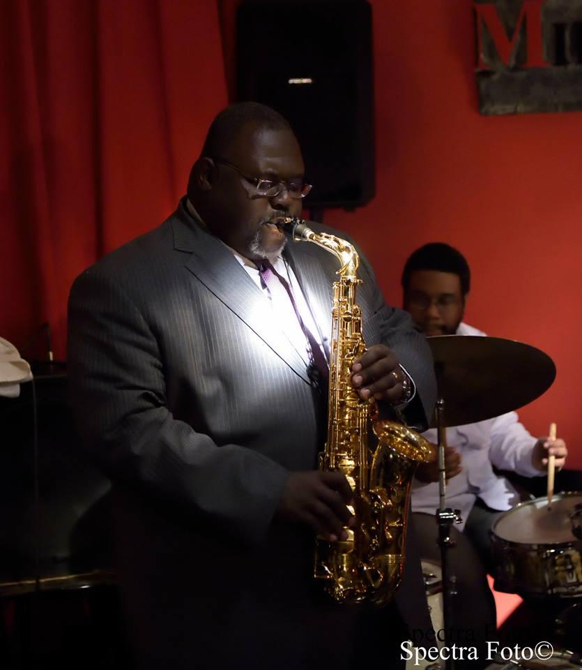 SHERMAN IRBY & MMT TRIO Live At New Around Midnight Jazz Club