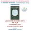 """Presentazione del libro """"Cameriere, Champagne!…"""" di Mimmo Di Francia al Teatro Bellini"""