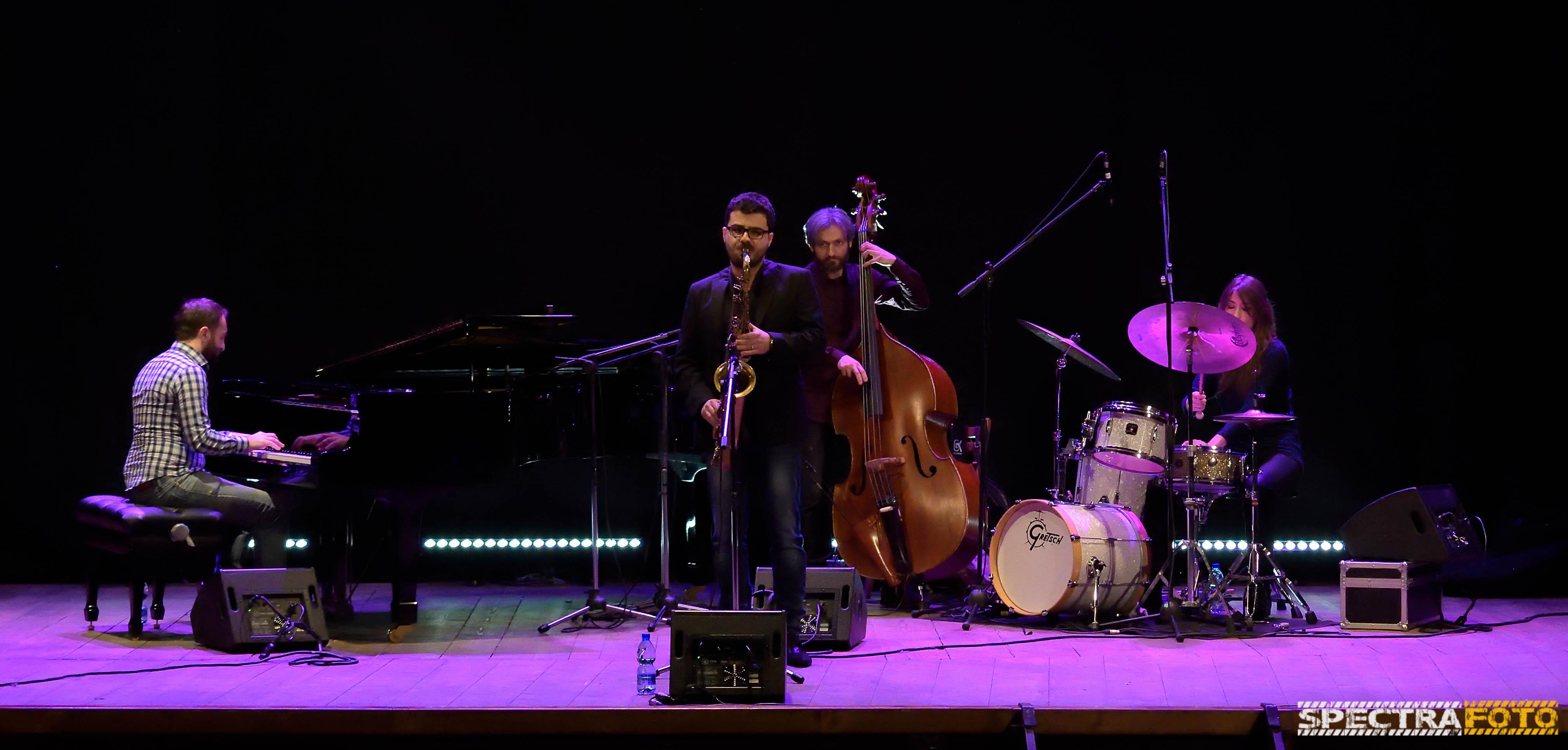 MAFRO QUARTET@Summarte in Jazz