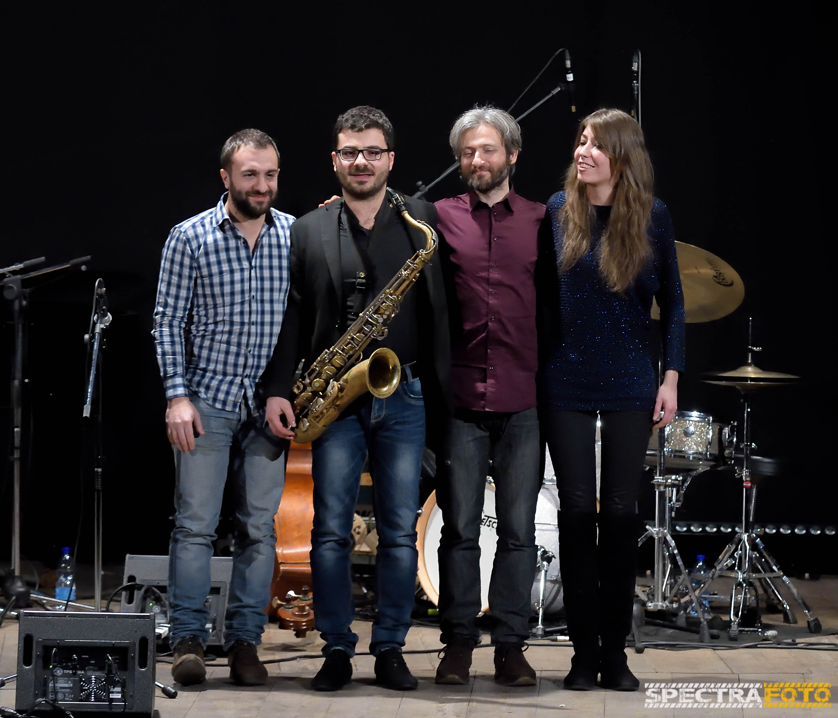 MAFRO QUARTET@Summarte in Jazz