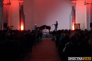 DADO MORONI E MAX IONATA@Basilica paleocristiana di San Gennaro (NA)