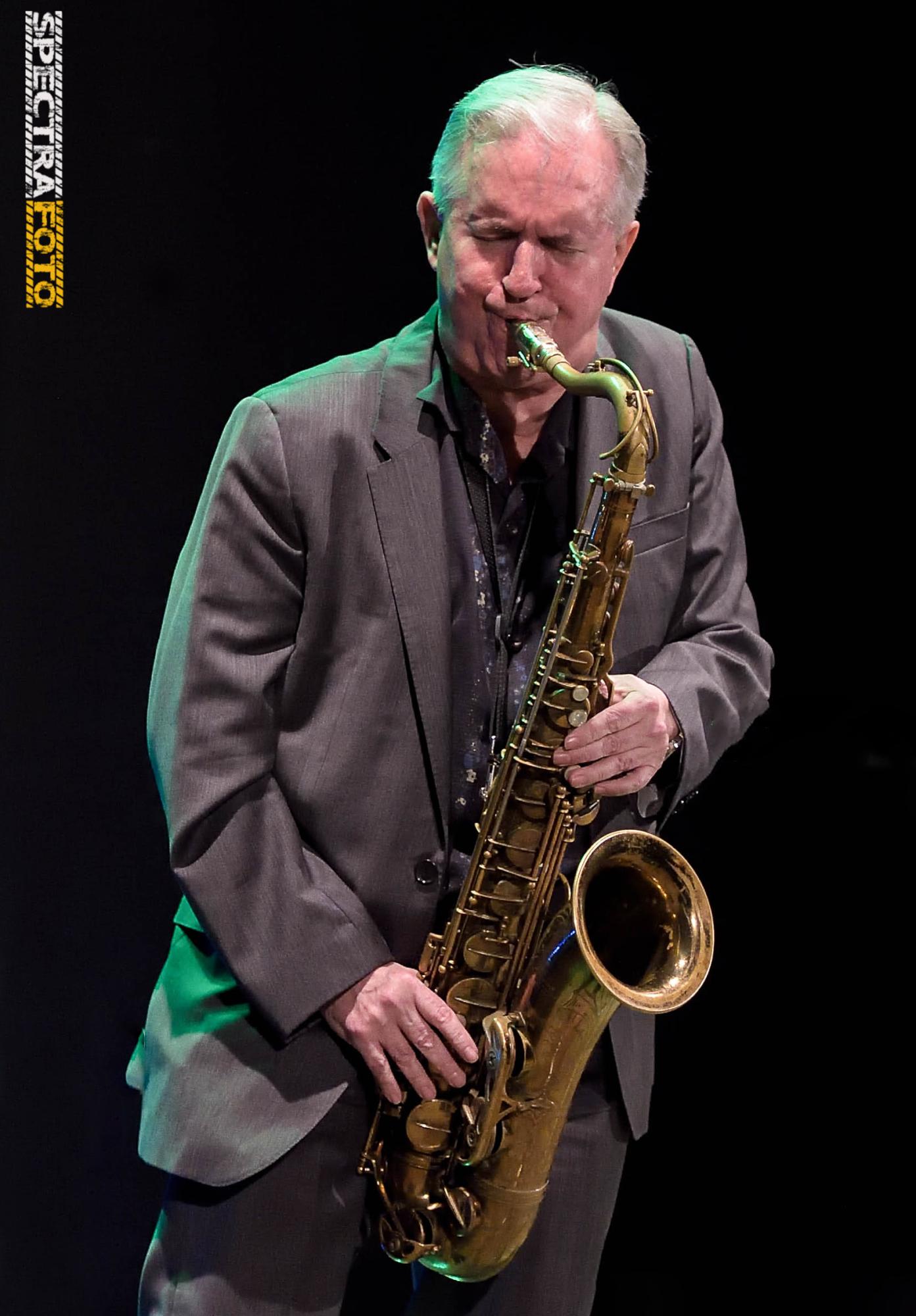 SCOTT HAMILTON & ANDREA POZZA@Summarte in Jazz