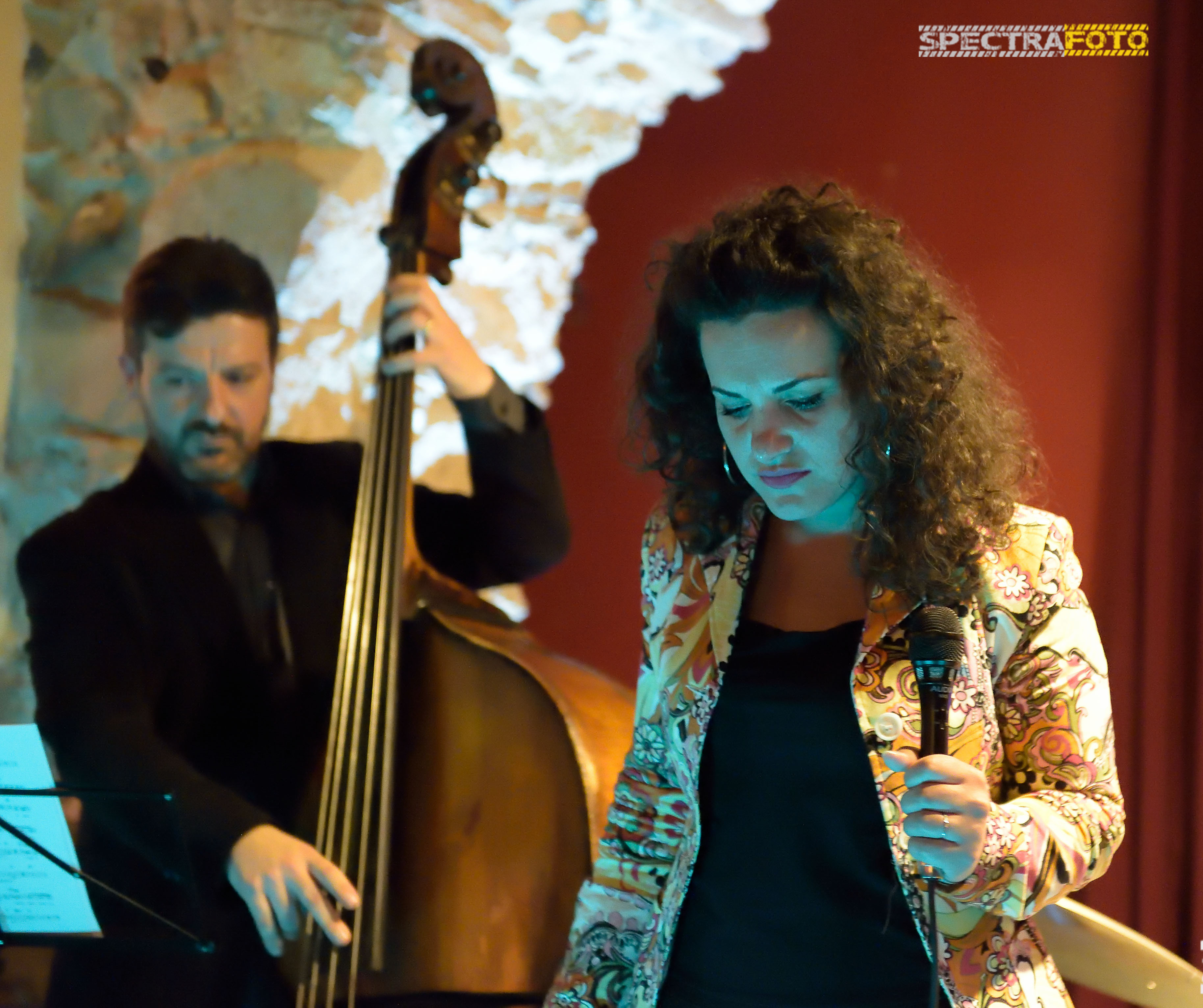Simona De Rosa e Tommaso Scannapieco Trio@Acqua e Fuoco – Campagna (SA)