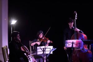 La Canzone di Filomena, reading di Tina Femiano@Chiesa di San Gennaro all'Olmo – Napoli