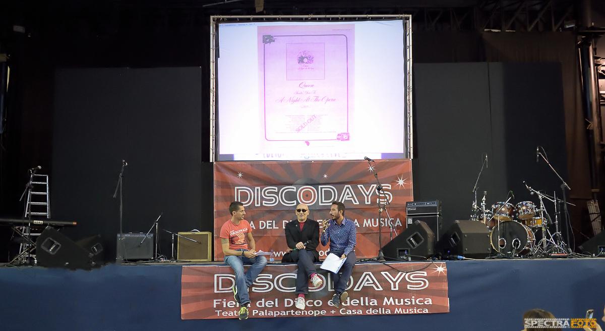 Discodays@Teatro Palapartenope – Napoli