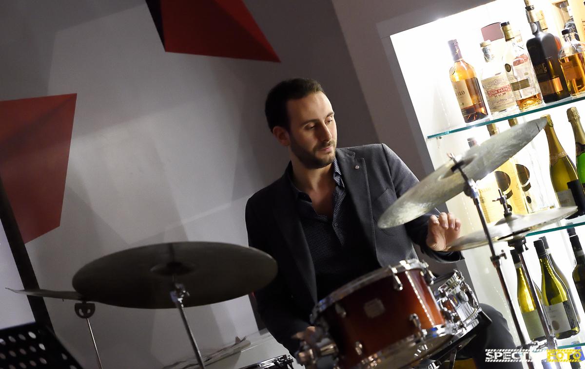 """""""Jazz e Cinema al piatto"""" di Alceste Ayroldi e Craig Hartley Trio @Hotel de la Ville, Avellino"""