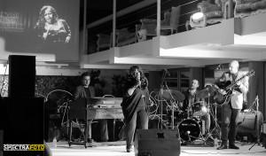 Denise King@Ammot Cafè, Varcaturo