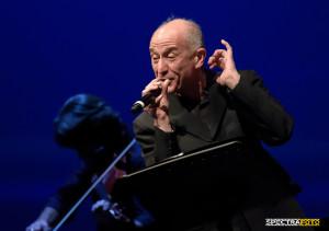 Toni e Peppe Servillo & Solis String Quartet@Auditorium Parco della Musica di Roma