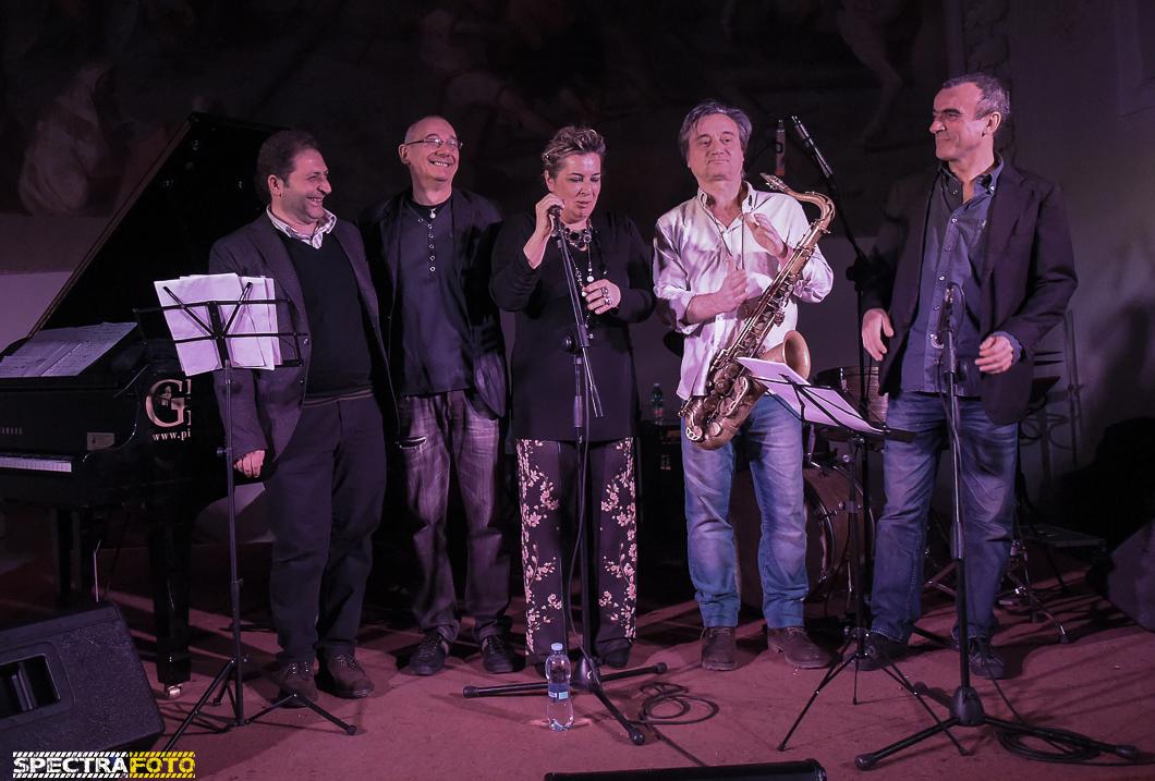 Giusi del Pezzo Quintet@Convento S.Domenico Maggiore, Napoli
