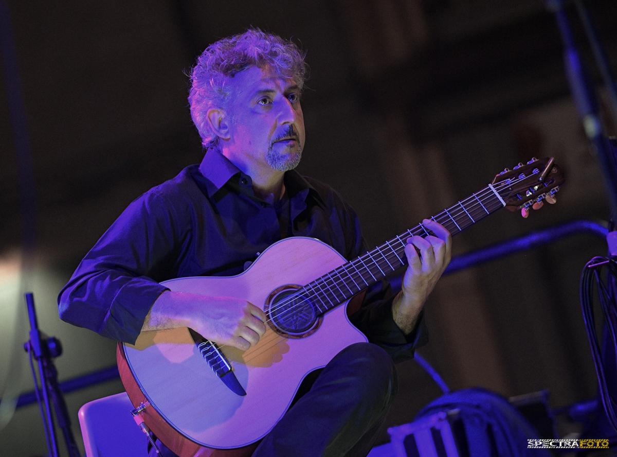 Peppe Barra@Piazza del Gesù, Napoli