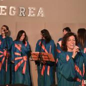 Peter's Gospel Choir@Arena Flegrea, Napoli