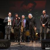 Elio Coppola 4tet & Enrico Rava@Teatro Summarte, Somma Vesuviana