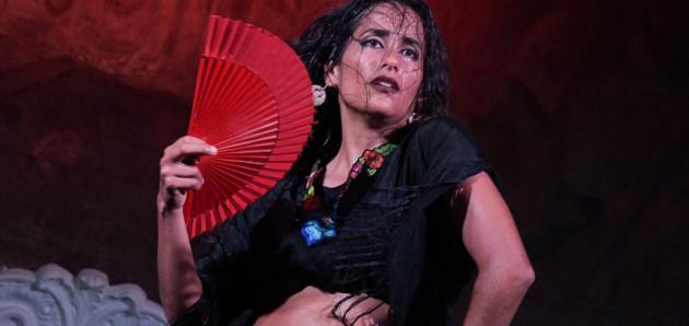"Israel Varela Group feat. Karen Lugo in ""Frida en Silencio""@Hotel San Francesco al Monte, Napoli"