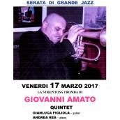 Giovanni Amato Quintet al Music Art