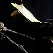 Gabriele Mitelli e Alexander Hawkins in concerto al Lagarina Jazz