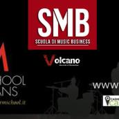Nuovo corso di Music Business, nato dalla collaborazione tra la SMB – Scuola di music business e la Volcano Records con il noto centro di formazione di Torino
