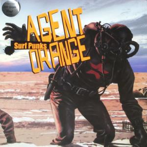 AGENT ORANGE - Surf Punks