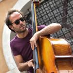 """Matteo Bortone Trio_""""ClarOscuro""""_Piazza Santa Margherita_SpectraFoto_01"""
