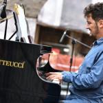 """Matteo Bortone Trio_""""ClarOscuro""""_Piazza Santa Margherita_SpectraFoto_02"""