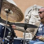 """Matteo Bortone Trio_""""ClarOscuro""""_Piazza Santa Margherita_SpectraFoto_03"""