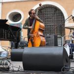 """Matteo Bortone Trio_""""ClarOscuro""""_Piazza Santa Margherita_SpectraFoto_04"""