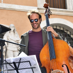 "Stefania Tallini_""New""Trio_Piazza Santa Margherita_SpectraFoto_02"