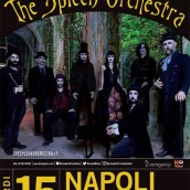 The Spleen Orchestra all'Hart con l'omaggio al genio di Tim Burton