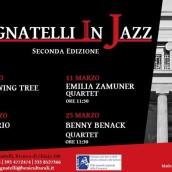 Pignatelli In Jazz a Napoli nelle domeniche di marzo