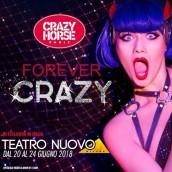 Crazy Horse, torna in esclusiva italiana l'elegante e autentico cabaret di Parigi