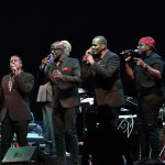 Quincy jones _85th anniversary celebration_Take6_arena santa giuliana_©SpectraFoto_13-7-2018