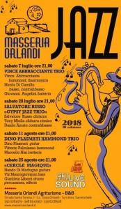 Mass Orl jazz 2018