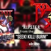 H.I.P.S.T.E.R. è il primo brano ad anticipare il nuovo disco dei ReD RioT