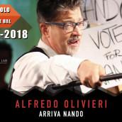 """Torna Alfredo Olivieri con """"Arriva Nando"""", singolo che anticipa l'uscita del nuovo album """"Made in China""""."""