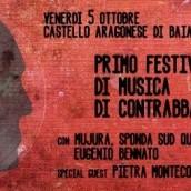 Eugenio Bennato e il festival di musiche di contrabbando al Castello di Baia