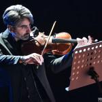 Claudia Gerini & Solis String Quartet_©SpectraFoto_15-12-2018_03