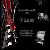 """N"" Jazz Trio ospite al Bar dell'Angolo"
