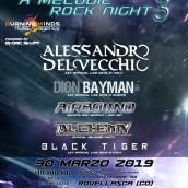 A Melodic Rock Night 3: tutti i dettagli dell'attesa terza edizione