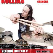 George Kollias: seminario di batteria a Cappella Cantone (CR) il 22 febbraio