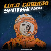 Luca Carboni porta il suo SPUTNIK Tour in Campania