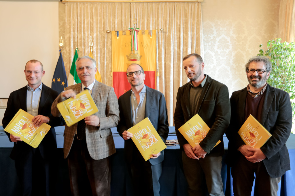 CONFERENZA STAMPA PIANO CITY NAPOLI 2019 1