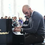 """Gino Giovannelli trio feat. Luigi di Nunzio per """"Pignatelli in jazz"""""""