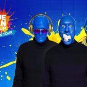Il fantastico mondo dei Blue Man Group a marzo a Milano e Firenze