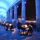 PIANO CITY NAPOLI 2019: apertura con 21 pianoforti in concerto e la guest Valentina Lisitsa