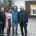 Ferruccio Spinertti Tony Laudadio Gennaro Vitrone Sarah Adamo Sound Contest