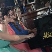 Tutti i colori di PIANO CITY NAPOLI 2019