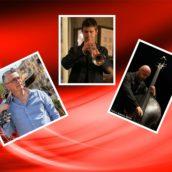Luigi Tessarollo Acoustic Trio feat. Cesare Mecca & Aldo Zunino