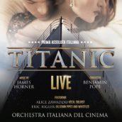 Titanic: a Milano il capolavoro di Cameron con coro e orchestra live