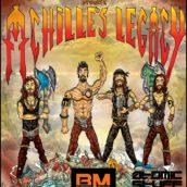 """Achille's Legacy: tour italiano con l'ex batterista dei Manowar Kenny """"Rhino"""" Earl"""