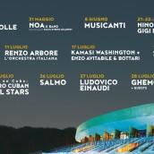Arena Flegrea di Napoli: svelato il cartellone 2019